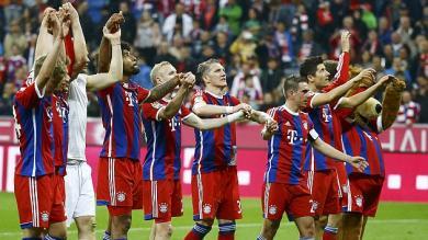 Bundesliga, Bayern Munich