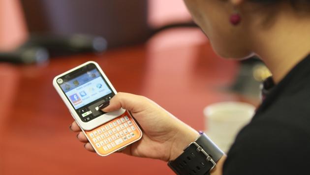 Solo tres operadoras de telefonía móvil ofrecen la tecnología 4G. (USI)