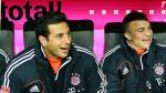 Pizarro podría ser titular por primera vez en el Bayern Munich este año - Noticias de sebastian kehl