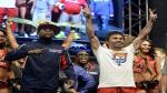 Floyd Mayweather y Manny Pacquiao pasaron pesaje para la 'Pelea del Siglo' - Noticias de precio del dolar