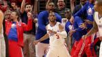 NBA: Los Ángeles Clippers ganan en última jugada y eliminan a los Spurs