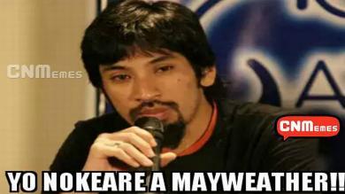 Floyd Mayweather vs Manny Pacquiao: Los mejores memes de la 'Pelea del siglo'