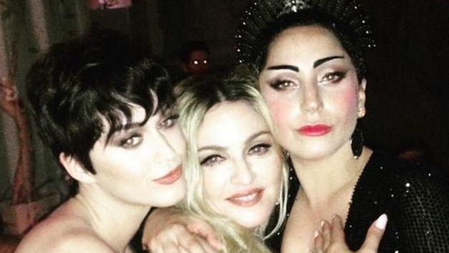 (Twitter de Madonna)