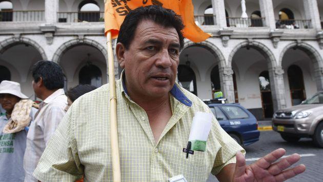 Ministerio del Interior amplió denuncia contra dirigente antiminero Pepe Julio Gutiérrez. (Perú21)