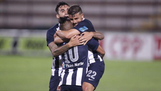 Alianza Lima venció 1-0 al León de Huánuco y sumó su segundo triunfo. (USI)