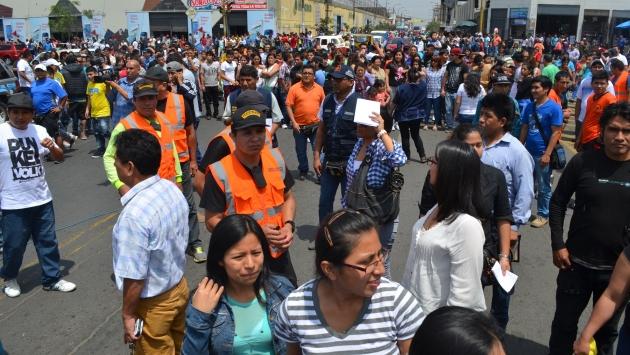 Lima registró tres sismos en menos de 14 horas. (Perú21)