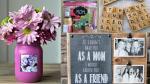 Día de la Madre: 10 regalos creativos que puedes fabricar en casa - Noticias de impresa