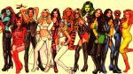 Por qué las superhéroes femeninas de Marvel se ven como estrellas porno - Noticias de comics
