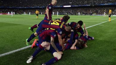 Barcelona vs. Bayern Munich: Azulgranas ganaron 3-0 en la Champions League