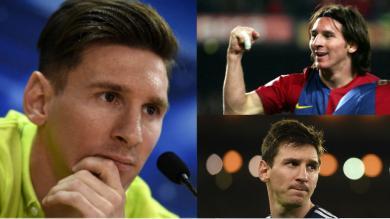 Lionel Messi: Los peinados de la 'Pulga' a lo largo de su carrera