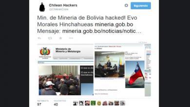 Bolivia, La Haya, chile