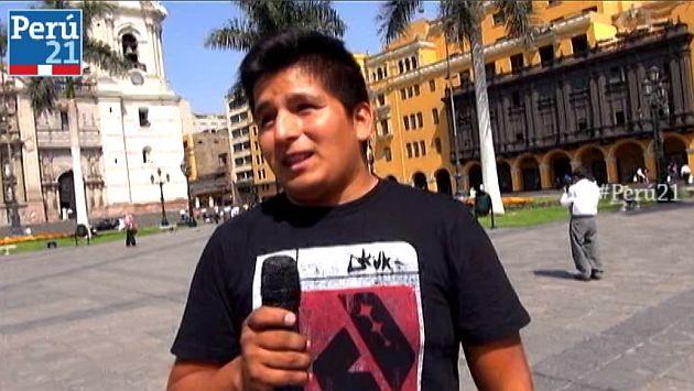 ¿Qué opinan los peruanos sobre la elección de 'Ñol' como asistente de Gareca? [Video]
