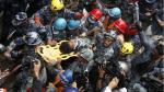 Nepal: 10 impactantes fotografías de la catástrofe - Noticias de himalaya