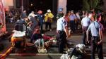 Estados Unidos: 6 muertos al descarrilar un tren Amtrak en Filadelfia - Noticias de accidente en chincha