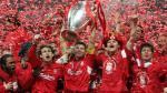 Champions League: Los últimos 10 equipos que levantaron la 'Orejona' - Noticias de samuel eto