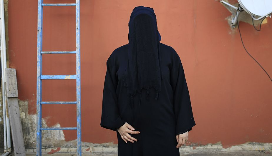 ¿Cómo ve el mundo una mujer musulmana detrás del niqab? [Fotos]