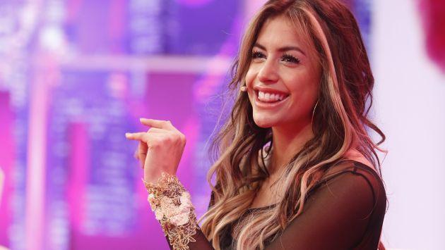 Milett Figueroa aseguró que no lucra con la difusión de su video íntimo. (Perú21)