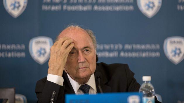 Joseph Blatter: Las perlas del presidente de la FIFA. (EFE)