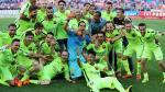 Barcelona: Así celebraron los campeones de la Liga BBVA en redes sociales - Noticias de dia del trabajo