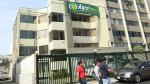 Puerto Maldonado: Delincuentes robaron S/.120 mil de agencia de Agrobanco - Noticias de gonzales prada