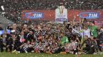 Juventus venció 2-1 al Lazio y se coronó campeón de la Copa Italia - Noticias de patrice evra