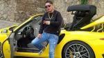 Gerald Oropeza: Policía Nacional lo denunció por tráfico ilícito de drogas - Noticias de roger torres