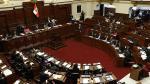Gratificaciones: Congreso aprobó que exoneración de descuentos sea permanente