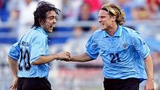 Diego Forlán cumple 36 años: Repasemos su carrera en 10 imágenes