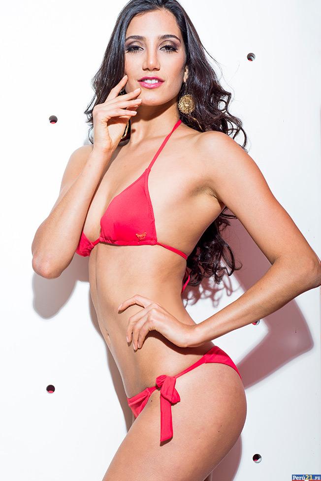 Finalistas a Miss Perú