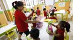 Educación inicial: Faltan 27,000 maestros para educar a los niños del Perú