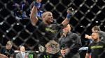 UFC: Daniel Cormier es el nuevo campeón semipesado - Noticias de chris weidman