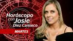 Horóscopo.21 del martes 26 de mayo del 2015