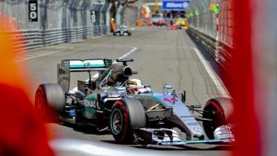 Lewis Hamilton, Nico Rosberg, Fómula 1