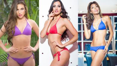 Chicas.21: Ramillete de bellezas como finalistas a Miss Perú 2015 [Fotos]