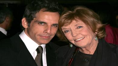 La actriz Anne Meara, madre de Ben Stiller, murió a los 85 años