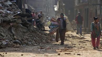 Nepal, Terremoto en Nepal