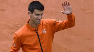 Roland Garros: Novak Djokovic y Rafael Nadal debutaron con el pie derecho