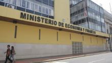 MEF, Ministerio de Economía y Finanzas