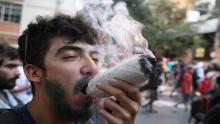 Brasil, Marihuana