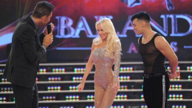 Luciana Salazar reapareció luciendo una figura más delgada. (Clarín)