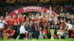 Sevilla venció 3-2 al Dnipro y se consagró campeón de la Europa League