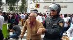 'Marcha por la paz' causó caos en el Centro de Lima [Fotos] - Noticias de servicio militar obligatorio