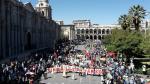 Arequipa: Segundo día de paro macrorregional no registró disturbios