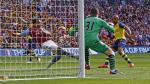 Arsenal goleó 4-0 a Aston Villa y es el nuevo campeón de la Copa FA - Noticias de aaron alexis