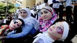 Líbano: Cientos de mujeres protestaron contra la violencia de género en Beirut - Noticias de violencia contra la mujer