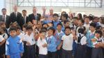 Ministerio de Educación: Donan 250 módulos a colegios de Huacho y Huaral - Noticias de la pastora