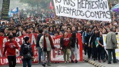 Chile, Estudiantes