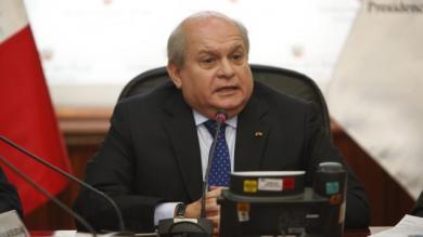 Pedro Cateriano, Premier