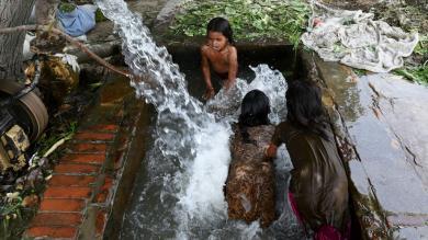 India: Imágenes que describen la ola de calor y muerte que azota dicho país