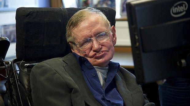 Stephen Hawking cree que aún tiene mucho con lo cuál aportar al mundo (USI)
